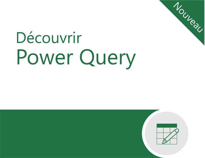 Tutoriel Power Query
