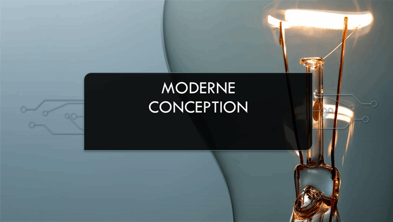 Conception circuit moderne