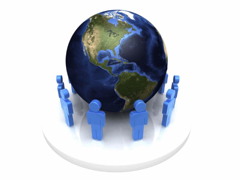 Thème design - Monde communautaire