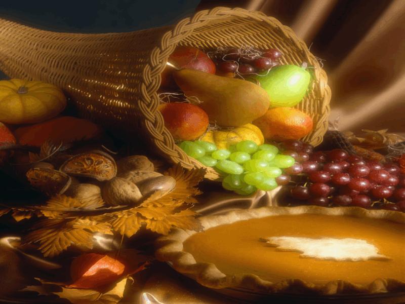 Thème automne - Fruits