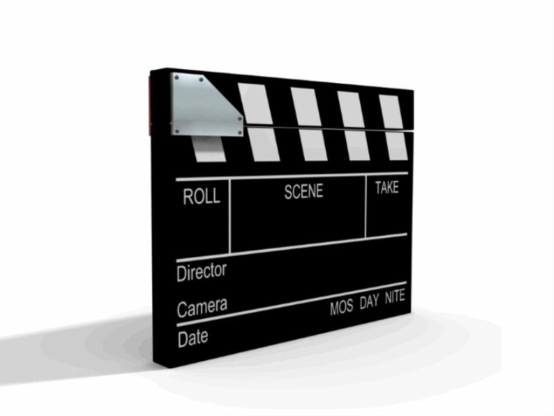 Thème cinema - Clape