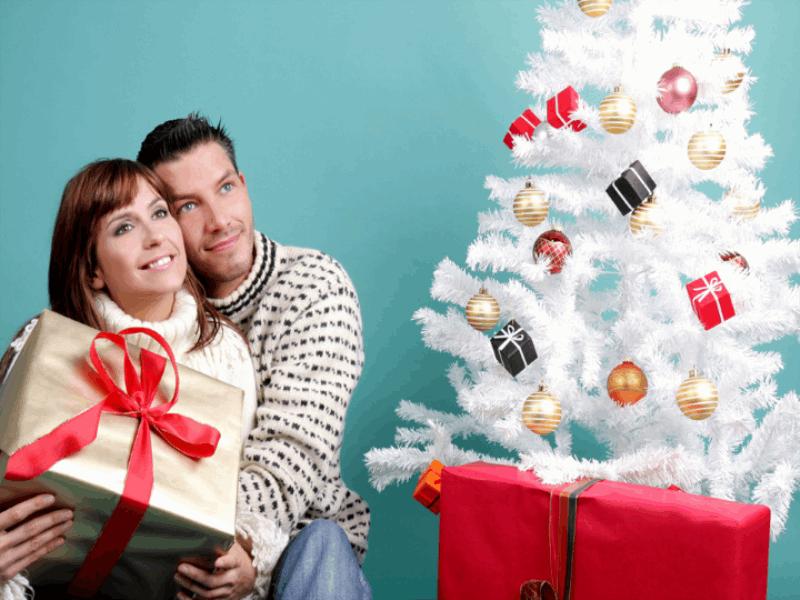 Thème noel - Cadeaux bonheur