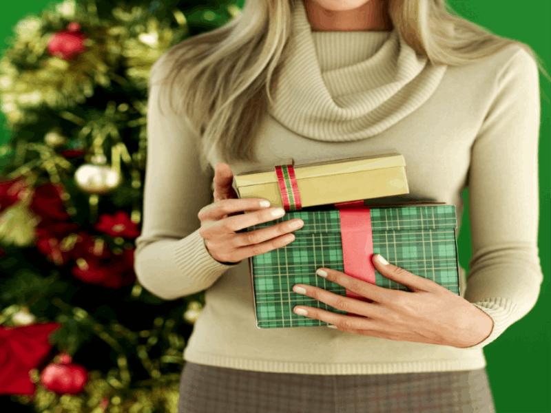 Thème noel - Mes cadeaux