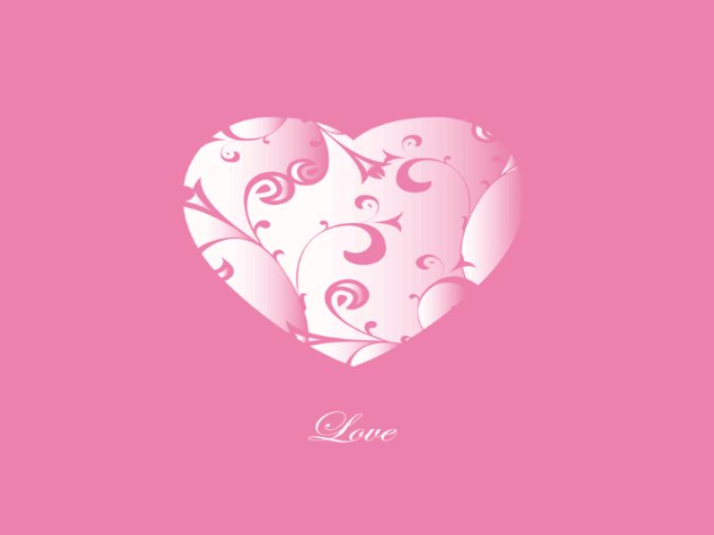 Thème Saint Valentin - Concept total pink