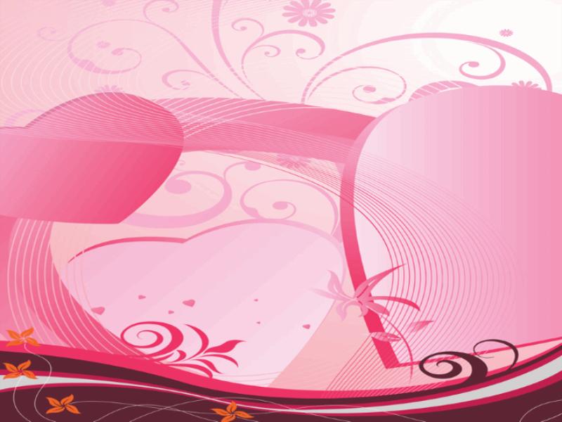 Thème Saint Valentin - Concept pink
