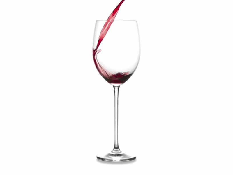 Thème vin - Verre de vin
