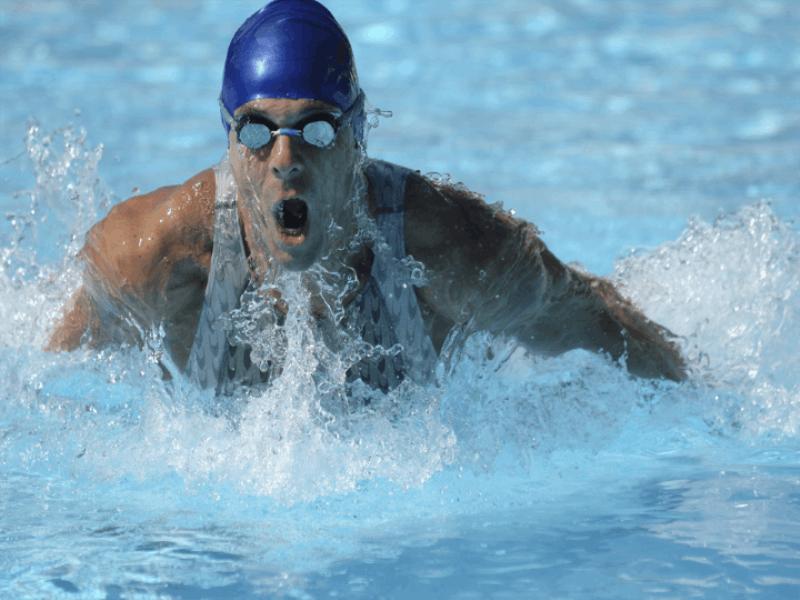 Thème natation - En action