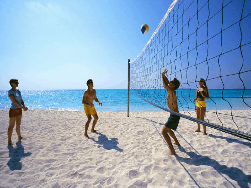 Thème volley - Rattraper la balle
