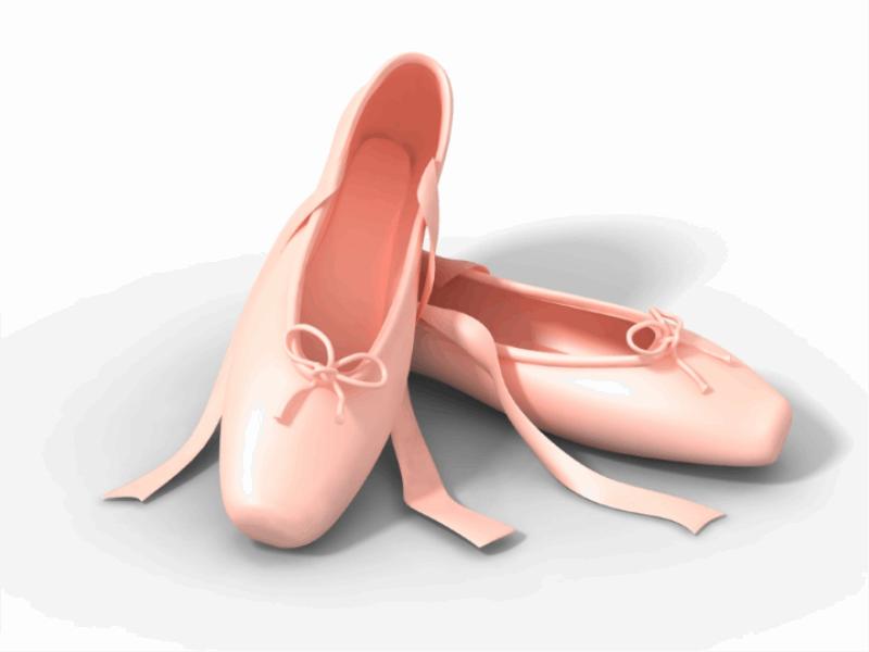 Thème danse - Ballerines