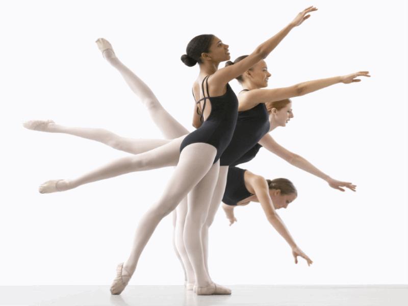 Thème danse - Figure