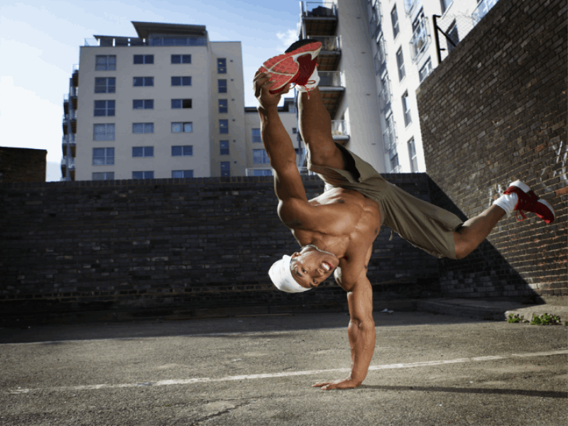 Thème danse - Hip hop urban