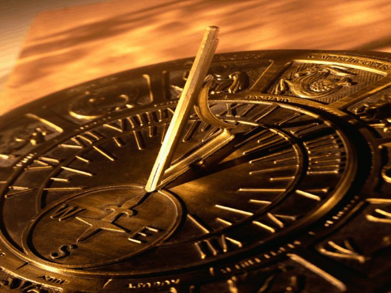 Thème astrologie - Cadran