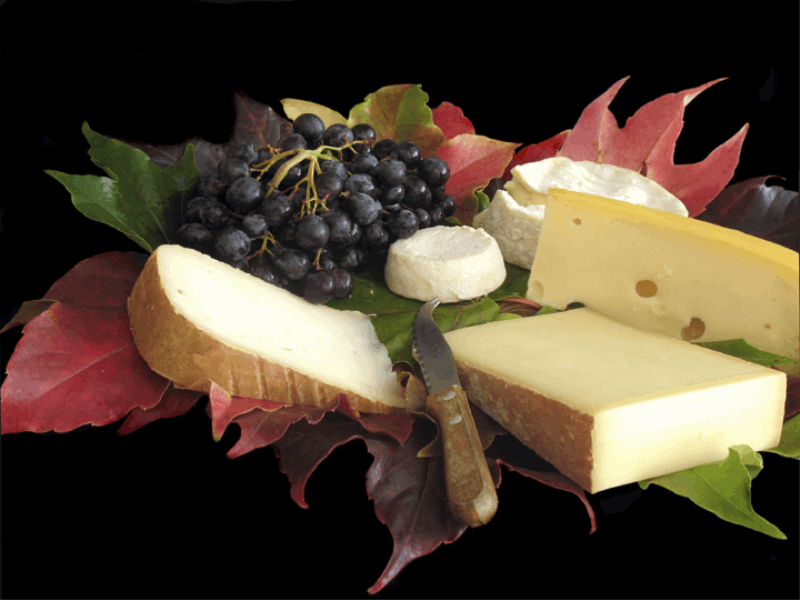 Thème fromage - Assortiment