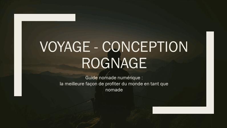 Design de voyage