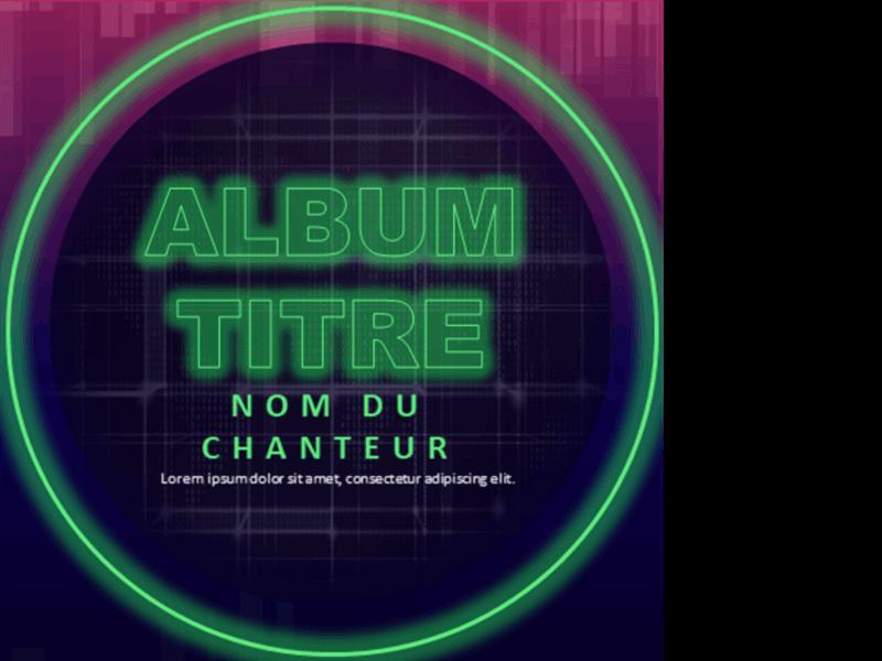 Couverture d'album d'EDM