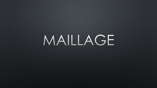 Maillage - Sombre1