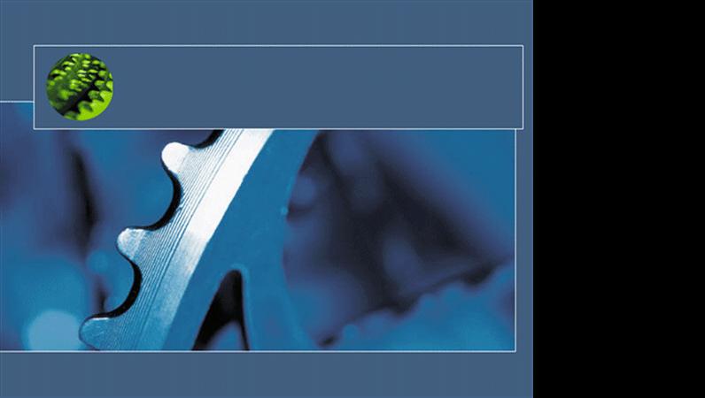 תבנית עיצוב גלגל תנופה כחול