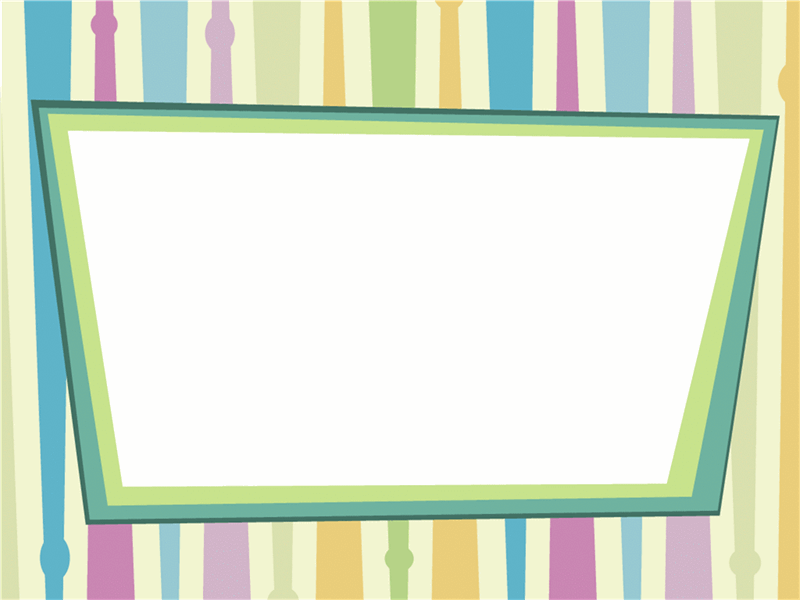 Predložak dizajna s uzrokom dječjeg krevetića