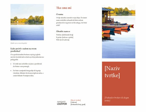 Poslovna brošura