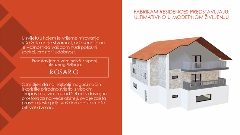 Fabrikam Residences – najbolje u modernom životu