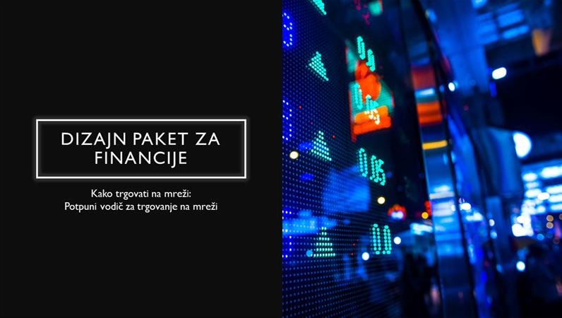 Dizajn Paket za financije