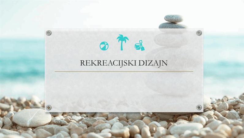 Dizajn za rekreaciju
