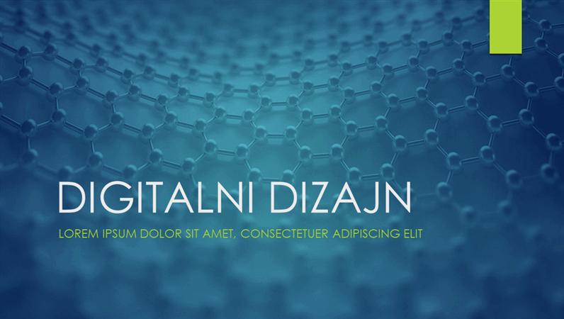 Dizajn digitalnog iona