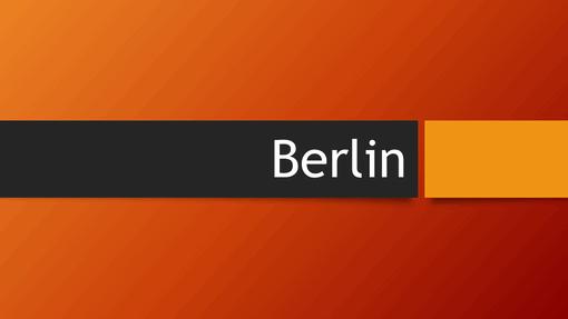 Berlinski narančasta