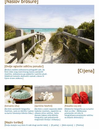 Brošura za putovanje