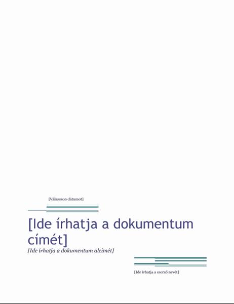 Jelentés (Urbánus téma)