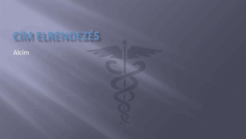 Diák egészségügyi bemutatók tervezéséhez