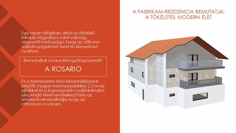 Fabrikam-rezidencia – A modern élet legjava