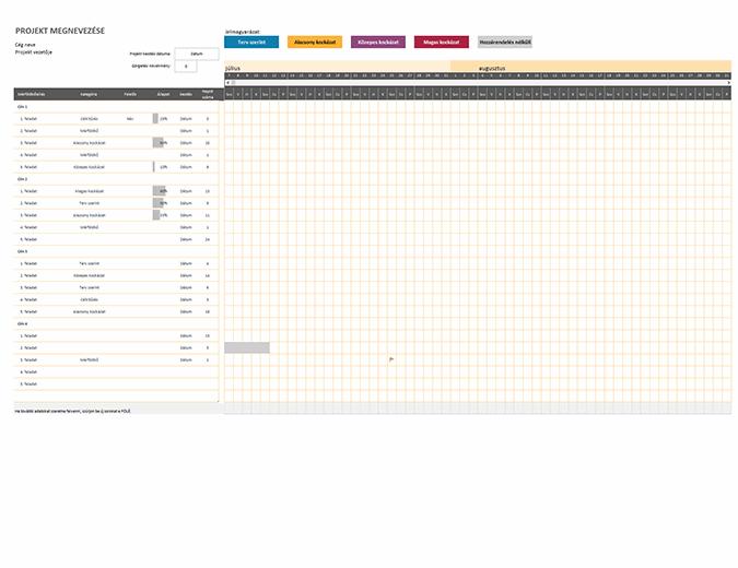 Excel Sablonok