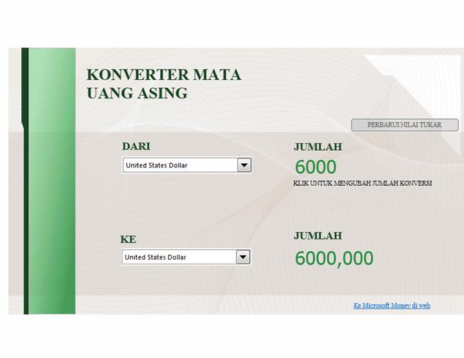 Pengonversi mata uang