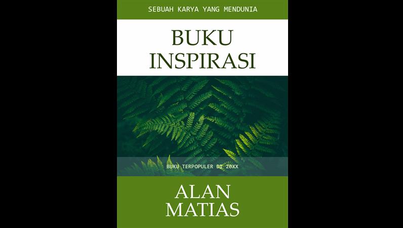 Sampul buku inspirasi