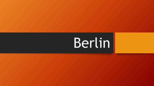 Oranye Berlin