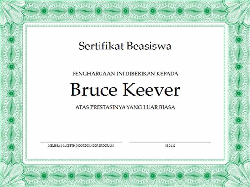 sertifikat office com sertifikat office com