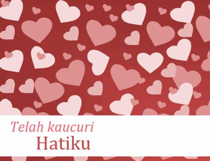 Kartu Valentine