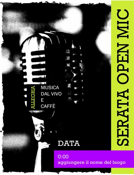 Serata Open Mic