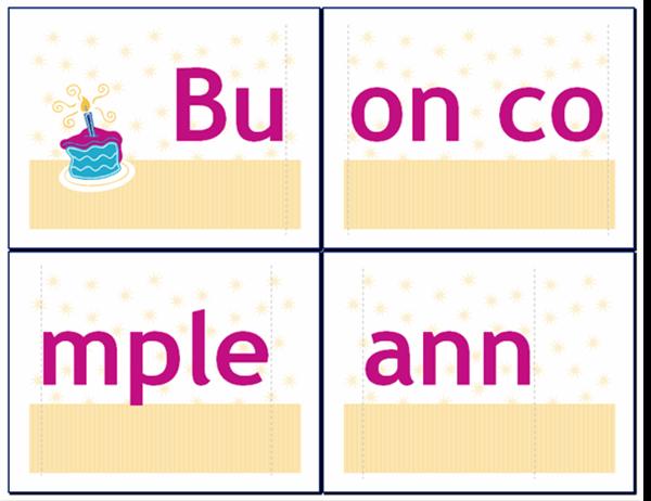 Striscione Buon compleanno