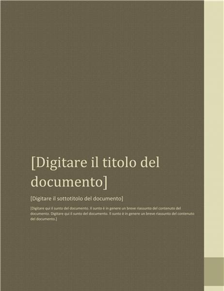Report (schema Adiacente)