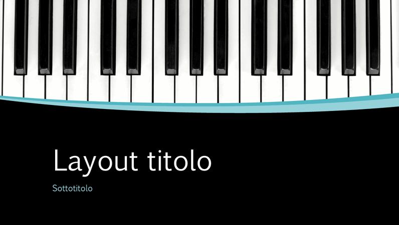 Presentazione curve musicali (widescreen)