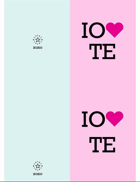 Un cuore per S. Valentino