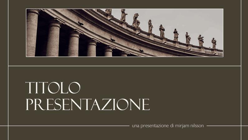 Design città