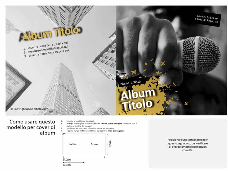 Copertine di album hip hop