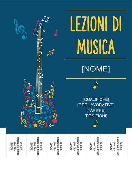 Insegnante di musica