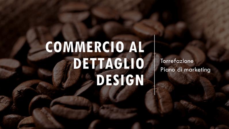 Design vendita al dettaglio
