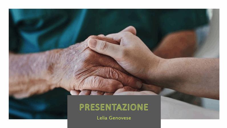 Presentazione per il settore sanitario