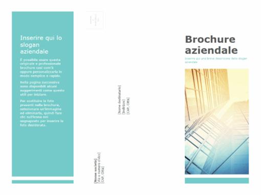 Brochure (professionale)