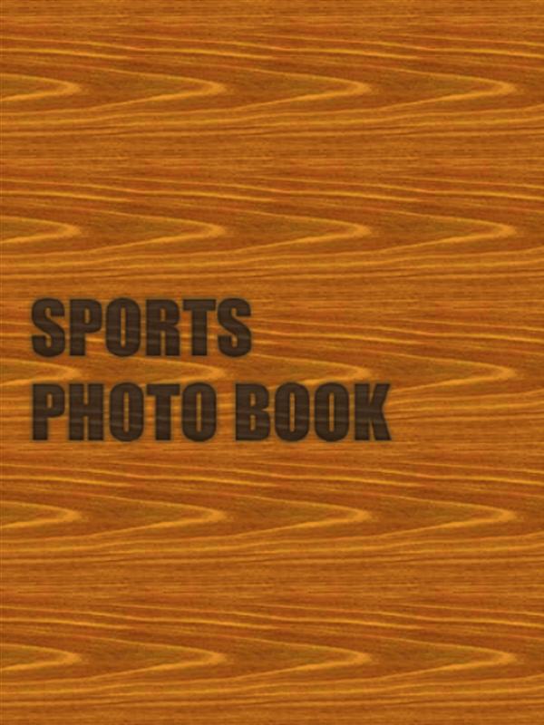 スポーツ用フォトブック